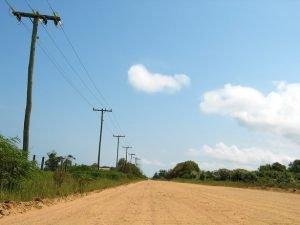 Private road public liability